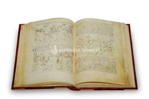 ILLUMINATED FACSIMILES® - Treccani - Tavola Ritonda - photo 03 copyright Illuminated Facsimiles - Illuminated-Facsimiles